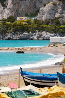 Mediterranean Coastline by Bianca Baker