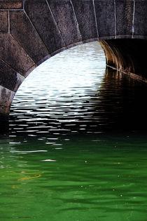 Canal, Denmark by Bianca Baker