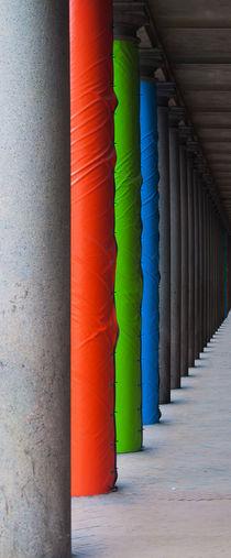 Columns to infinity von Alberto Vaccari