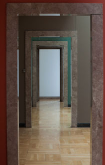 Doors through reality by Alberto Vaccari