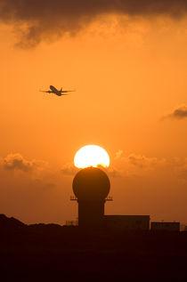 Sunrise Take Off by Gordon Chesterman