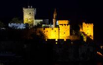 Bodrum Castle by Evren Kalinbacak