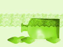 Flaschengrün by netteart