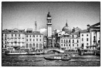 Venezianische Kanalbrücke