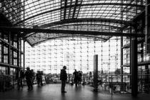 Hauptbahnhof Berlin by Markus Hartmann