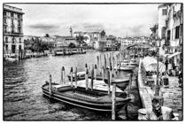 Wasserweg in Murano von Matthias Töpfer