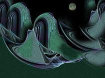 Moonlight Shadows von Jacqi Elmslie