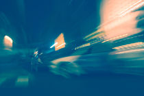 Bildserie – Traffic at night 3 von Tobias Pfau