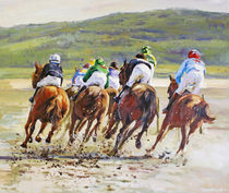 Cullinmore Beach Races by Conor McGuire