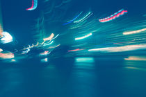 Bildserie – Traffic at night 2 by Tobias Pfau