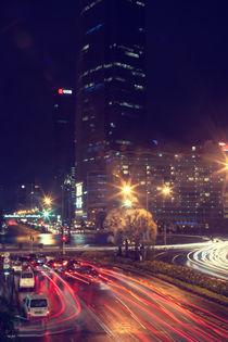 City Nightlights - Nachtlichter in der Großstadt von Tobias Pfau