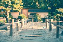 Japanese Garden - japanischer Garten von Tobias Pfau