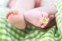 Baby Feet von Tobias Pfau