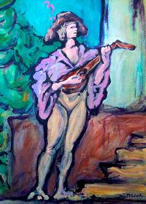 Troubadour von Kevin Middleton