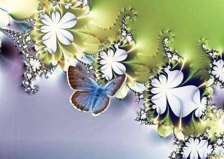 Botanical-flutters