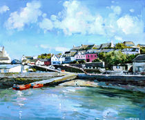 Baltimore Harbour County Cork by Conor McGuire