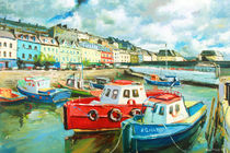 Promenade at Cobh von Conor McGuire