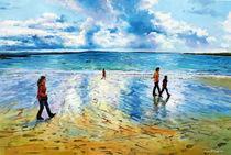 Tramore Beach Waterford von Conor McGuire