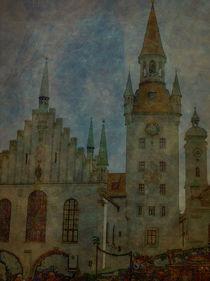München  Altes Rathaus von Marie Luise Strohmenger