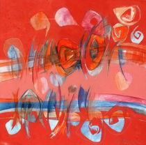 fondo rosso   by Giovanna   Mancuso