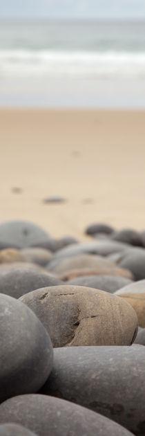 Stone, Ocean Panorama von Tobias Pfau