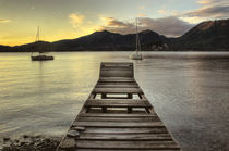 Lake Maggiore, Italy by Martin Williams