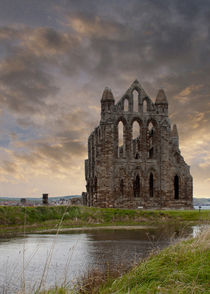 Whitby Abbey 1 von John Biggadike