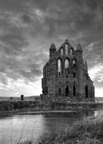 Whitby Abbey 2 von John Biggadike