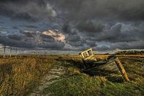 Thornham Wreck by royspics