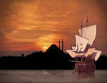 Haga on the Golden Horn  von Mohamed El-Fers