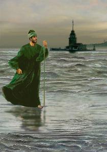 Aziz Mahmud Hudayi  by Mohamed El-Fers