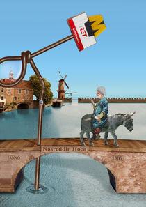 Nasreddin Hodja  by Mohamed El-Fers