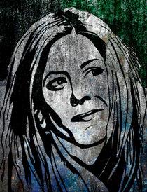 Jen Aniston von Marie Luise Strohmenger