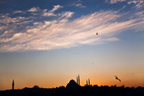 A Sunset From Istanbul von Engin Sezer