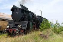 Steam locomotive Ol49-7 von photogatar