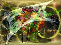 farbfrohe Nichtigkeit von David Renson
