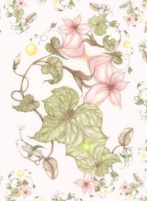 Botanica Fractal by Helena Wilsen - Saunders