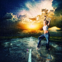 Dancing in the rain von extremesheila