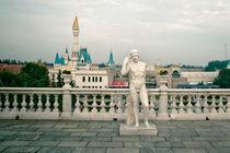 Beijing Statue by Stas Kulesh