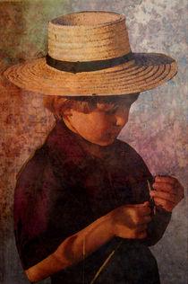Amisch Boy by Marie Luise Strohmenger