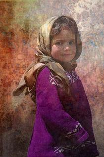 Arabisches Mädchen by Marie Luise Strohmenger
