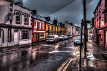 Rainy night in Dingle by Jürgen Klust