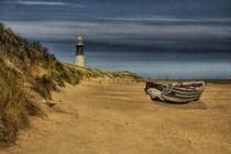 Spurn Point Lighthouse 2012 von martinhenry