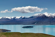 Lake Tekapo by Stas Kulesh
