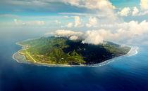 Rarotonga by Stas Kulesh