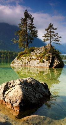 Hintersee by Peter Mahler