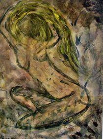 Eine bezaubernde Frau by Heide Pfannenschwarz