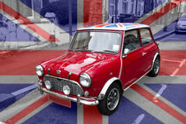 British Classic Mini car von David J French