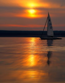 Ammersee by Peter Mahler
