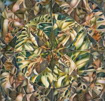 Jigsaw Philodendrum von Monica Linville